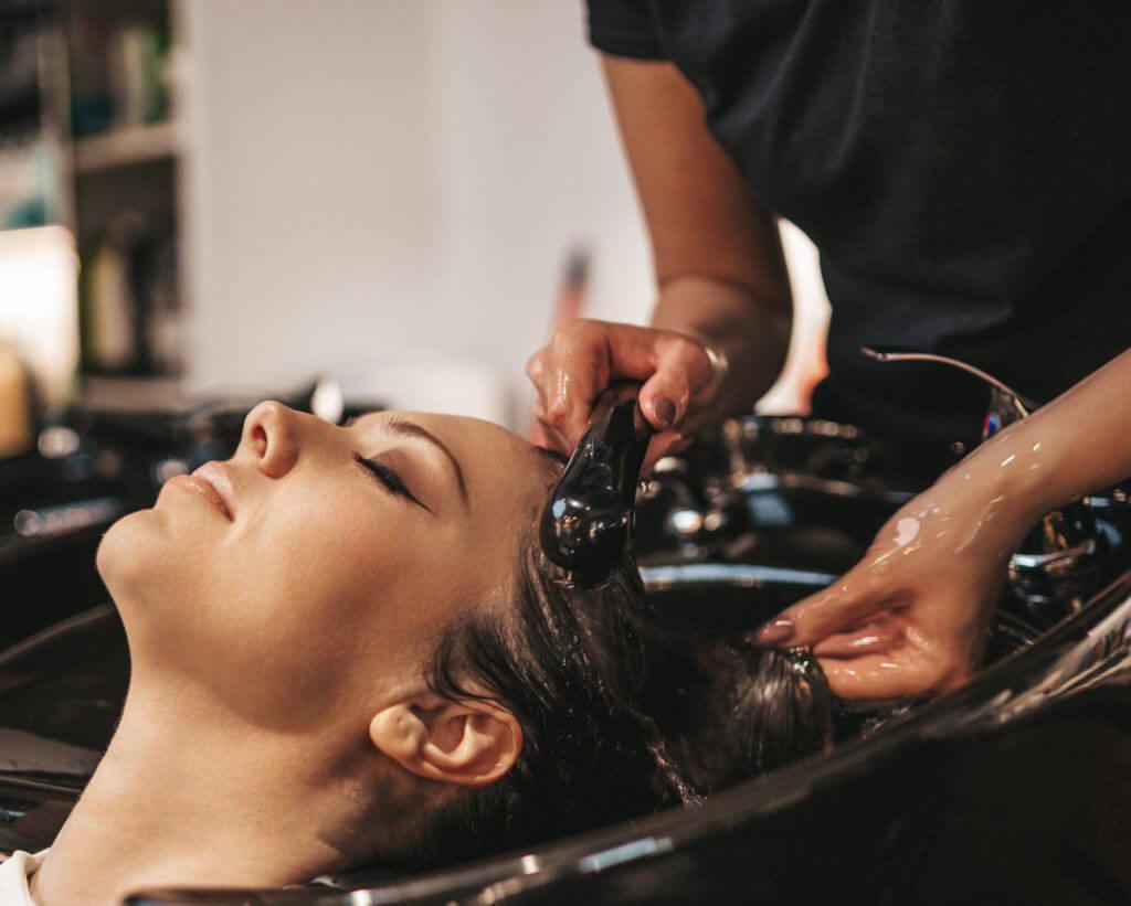 Hair Style & Caring bei Sylvia Schacht, Friseur in Hamburg
